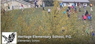 Heritage Elementary is on Facebook!