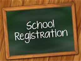 School Registration - Tuesday, August 27, 2019