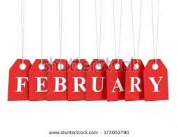 FEBRUARY IMPORTANT DATES